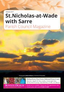 St Nicholas-at-Wade with Sarre Parish Magazine