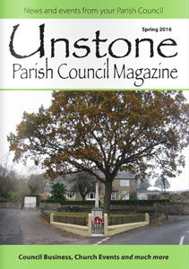 Unstone Parish Council Magazine e-version