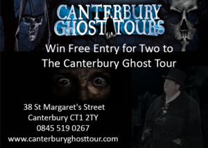 Canterbury Ghost Tours Competition