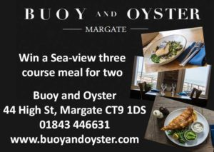 Buoy And Oyster Competition