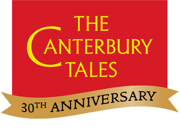 the presentation of the medieval christian church in the canterbury tales In 1387 the fictional pilgrims in geoffrey chaucer's canterbury tales assembled   staying in medieval pilgrim towns, telling chaucer's tales and raising money   heart of the church of england, rising shimmering and white from the city  it  had not been a religious pilgrimage, but canon clare's prayers of.
