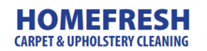 homefresh carpet & upholstery cleaning logo