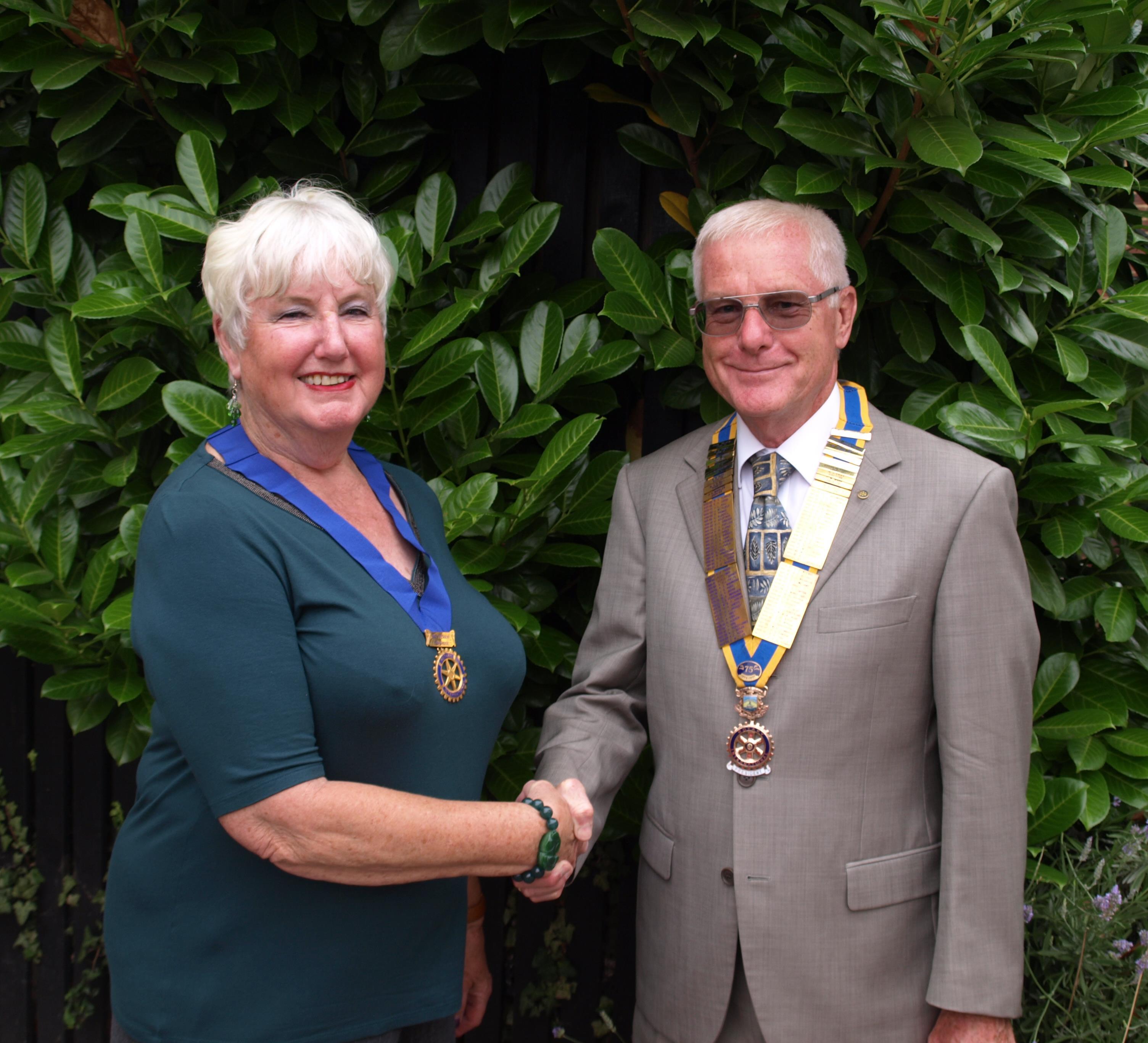 Tonbridge Rotary Club Presidential Handover Community Ad