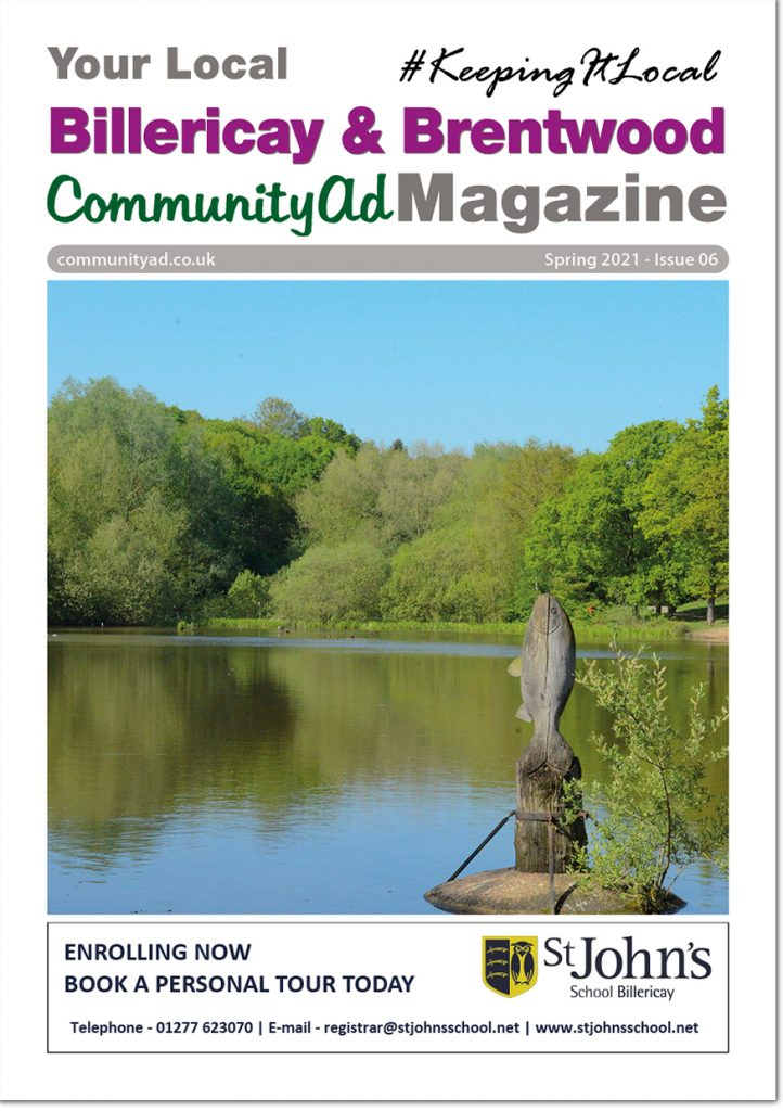Billericay Issue 06 Front Cover