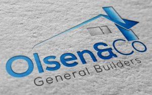 Olsen and Co General Builders logo