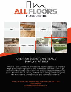 All Floors Trade Centre advert