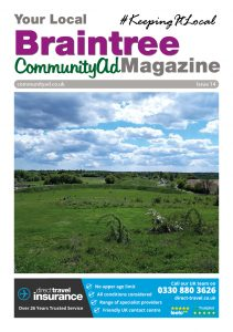 Braintree14 Front Cover