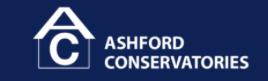 ashford conservatories logo