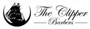 The Clipper Barbers logo