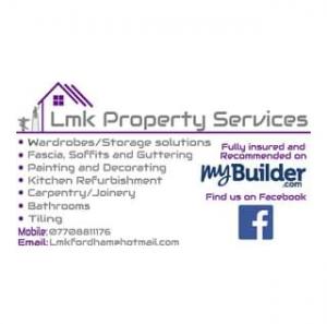 LMK Property Services logo
