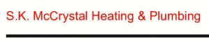 S.K. McCrystal Heating & Plumbing logo