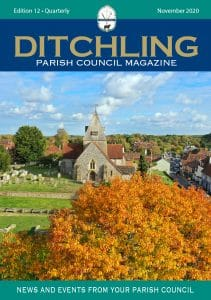 Ditchling12 Front Cover