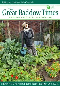 Great Baddow 11 Front Cover