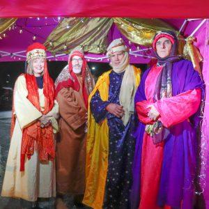 Nativity on Tour - Wise Men