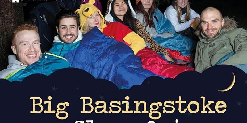 Big Basingstoke Sleep-Out