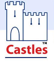 Castles Removals logo