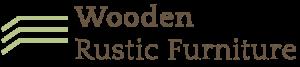 Wooden Rustic Furniture logo