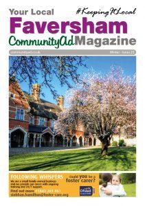 Faversham25 Front Cover