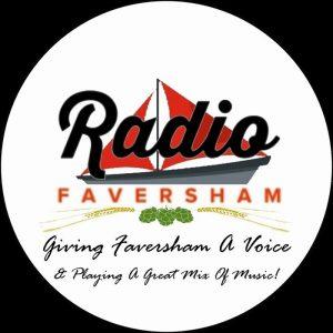 Radio Faversham logo