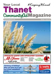 Thanet33 Front Cover