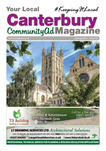 Canterbury32 Front Cover