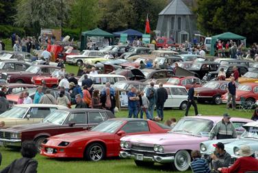 Festival of Transport cars