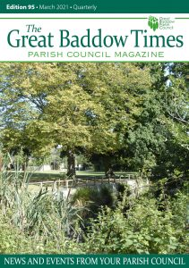 Great Baddow12 Front Cover