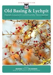 Old Basing 19 Front Cover