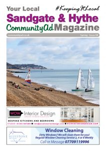 Sandgate08 Front Cover