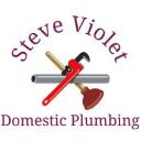 Steve Violet Domestic Plumbing logo