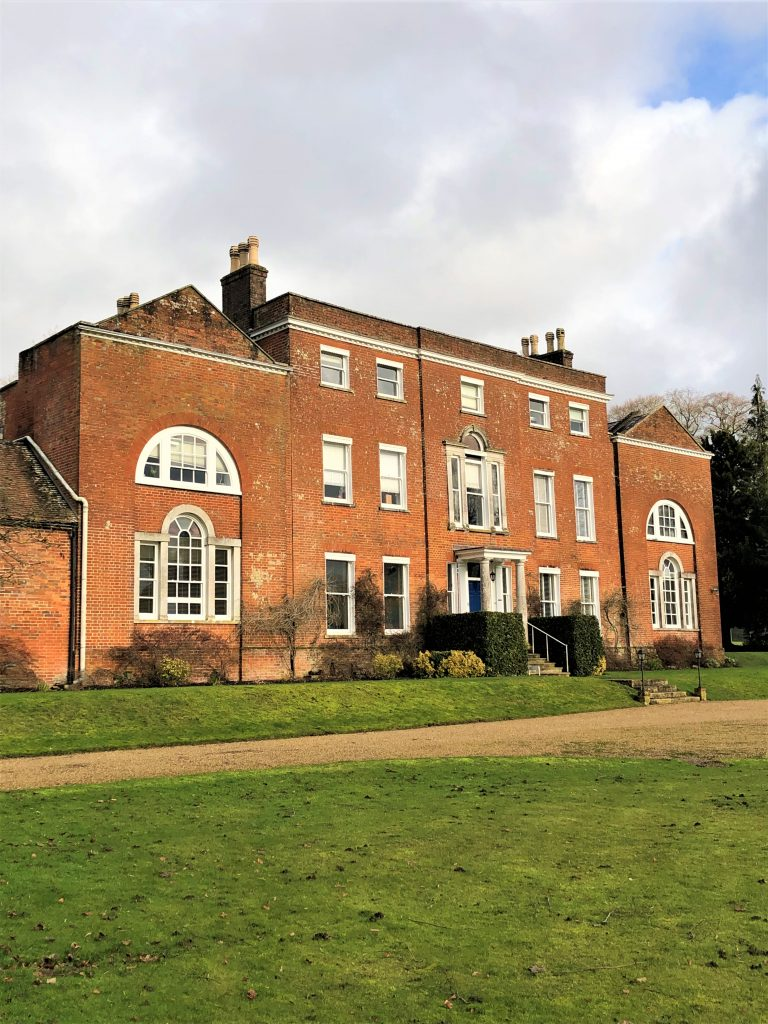 Worting House exterior