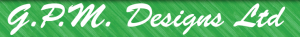 gpm designs ltd logo