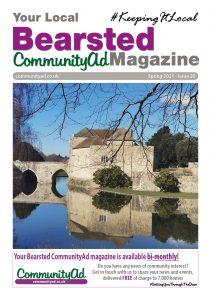 Bearsted20 front cover