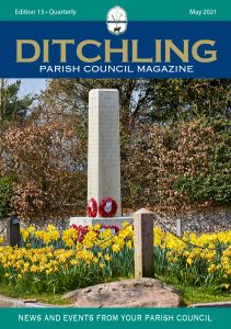 Ditchling13 Front Cover