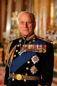 HRH The Prince Philip