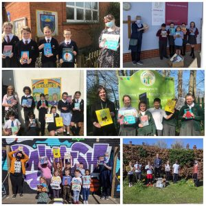 Hythe Books for Change children