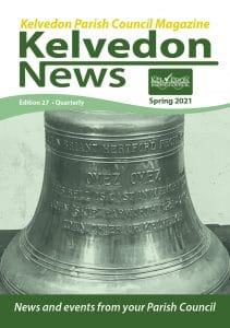 Kelvedon27 Front Cover
