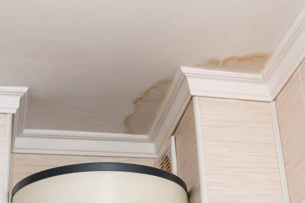 leaking ceiling