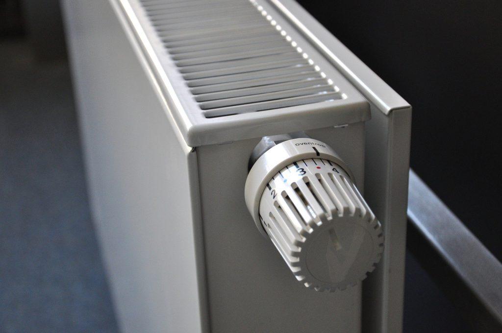 radiator broken