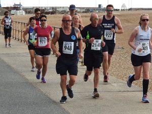 Folkestone Coastal 10K race
