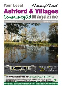 Ashford Issue 12 Front Cover