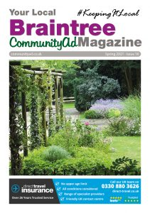 Braintree16 Front Cover