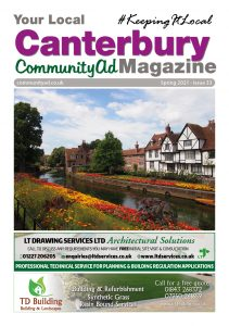 Canterbury33 Front cover