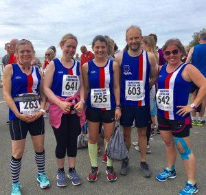 Folkestone Coastal 10K racers