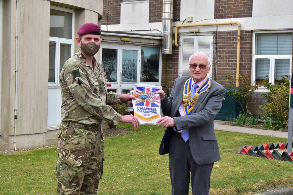 Commanding Officer of 1st Battalion The Royal Gurkha Rifles