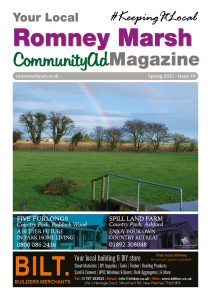 Romney Marsh Issue 19 Front Cover