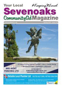 Sevenoaks Issue 14 Front Cover
