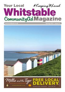 Whitstable31 Front Cover