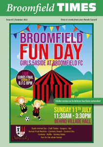 Broomfield25 Front Cover