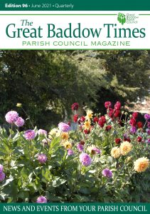 Great Baddow 13 Front Cover
